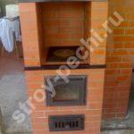 отопительная и варочная печь 2