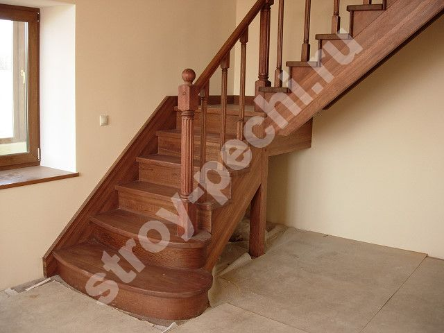 лестница для дачи готовая Александров