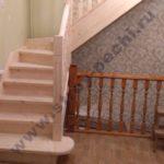 лестницы на второй этаж Сергиев Посад цена под ключ