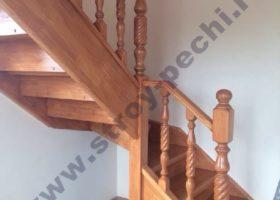 лестницы для дачи на второй этаж Сергиев Посад цена под ключ