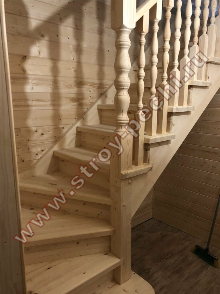Лестницы для дачи Дмитров