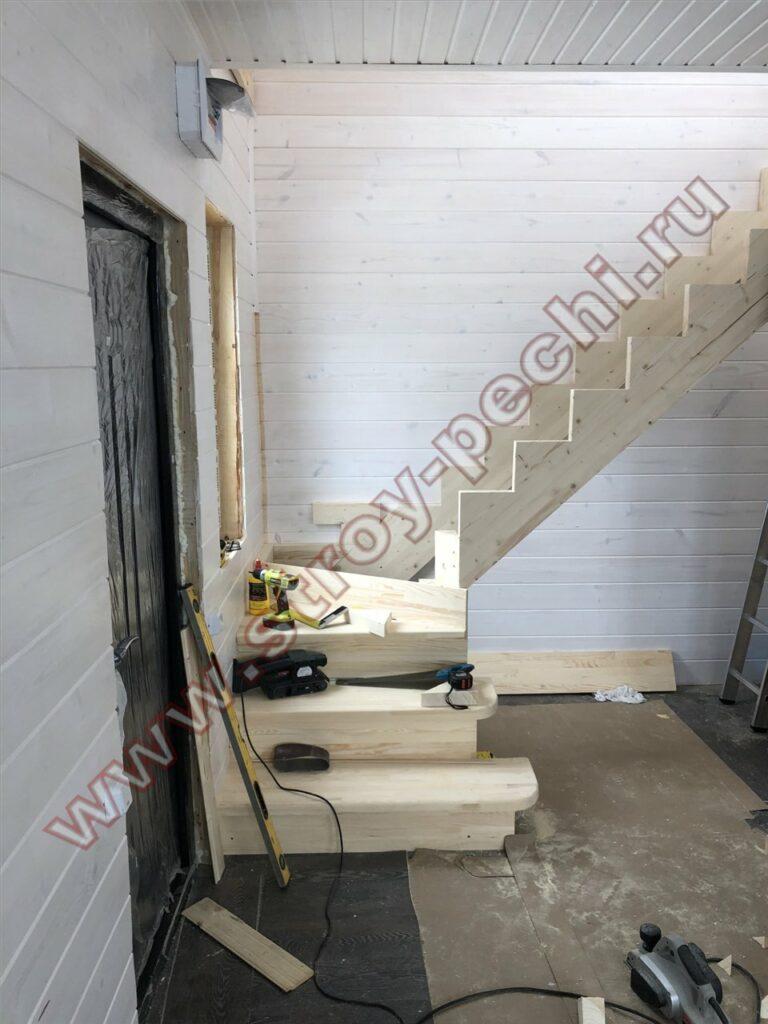 Лестницы для дачи Дмитров цена