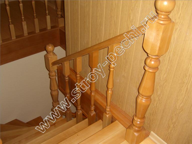 лестница для дачи под ключ