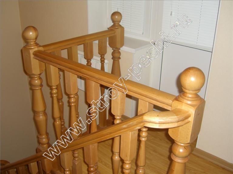 лестница для дачи галерея