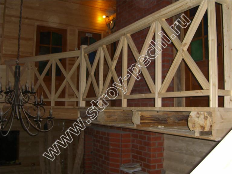 лестница для дачи готовые